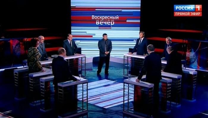 воскресный вечер с Соловьевым от 29 01 2017