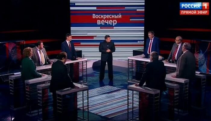 вечер с Соловьевым 28 05 2017