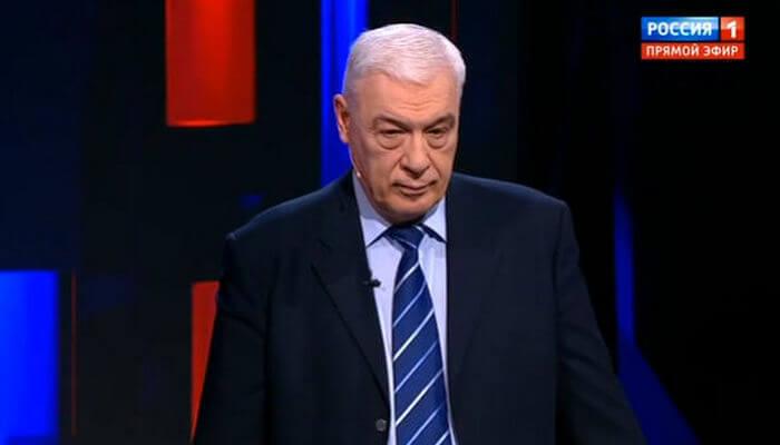 Вечер с Владимиром Соловьевым 28 02 2021
